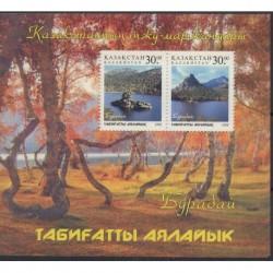 Kazachstan - Bl 141998r - Krajobrazy