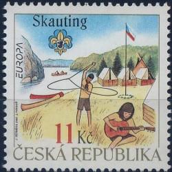 Czechy - Nr 516 2007r - CEPT - Scauting