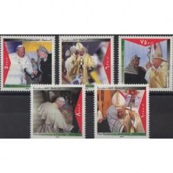 Palestyna - Chr 3102000r - Jan Paweł II