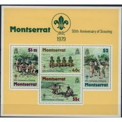 Montserrat - Bl 181979r - Scauting